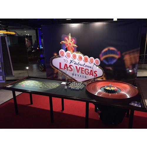 Casino Dekoration