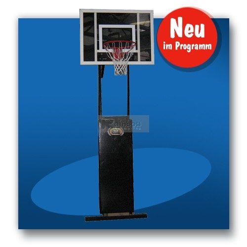 Basketballkorb mieten