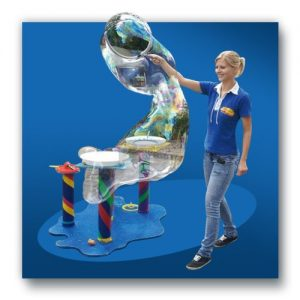 Bubble-Event-Spielplatz