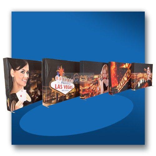 Casino-Dekoration / Casino-Hintergrund