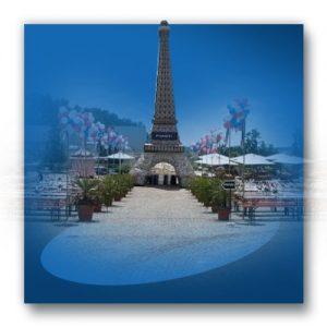 Eiffelturm mieten