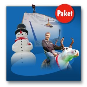 Eisstockschießen und Winter Spezial Paket