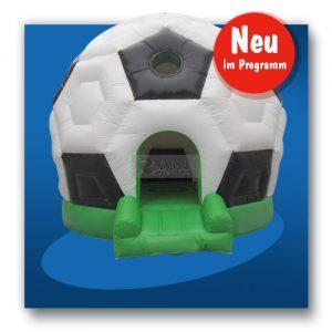 Fußball-Hüpfburg Lengerich