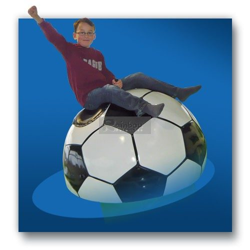 Fußball Rodeo - Ballriding