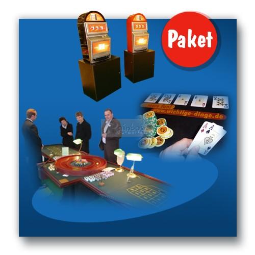Casino Mieten